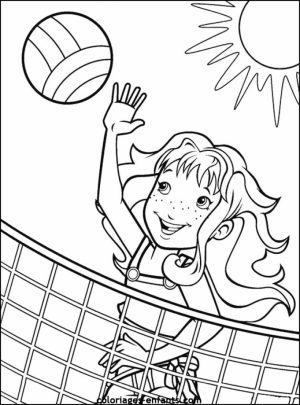 Free Sports Coloring Pages to Print   9UWMI