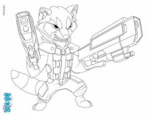 Guardians of the Galaxy Coloring Pages Printable   57481