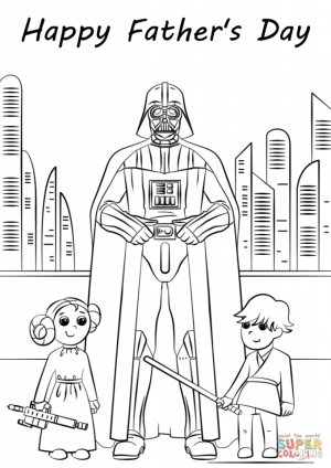 Happy Father's Day Coloring Pages to Print   pl5mv