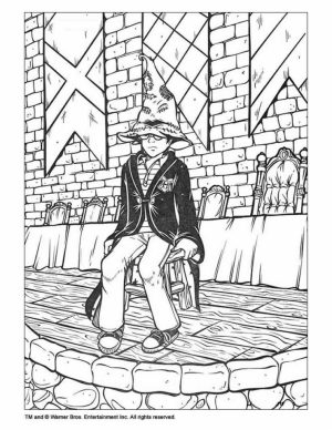 Harry Potter Coloring Pages for Teenagers   13729