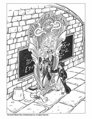 Harry Potter Coloring Pages for Teenagers   14279