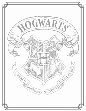 Harry Potter Coloring Pages for Teenagers   16472