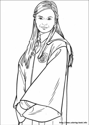 Harry Potter Coloring Pages to Print Out   31775