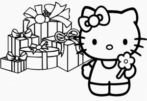 Kids Printable Happy Birthday Coloring Pages Fun   82750