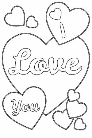Love Coloring Pages for Kids   yat31