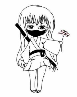 Ninja Coloring Pages Free   uw4n9