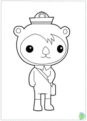 Octonauts Coloring Pages Free   05704
