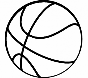 Online Basketball Coloring Pages   746214