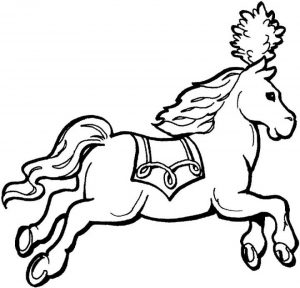 Online Circus Coloring Pages   61800