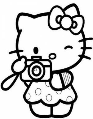 Online Cute Coloring Pages   38730