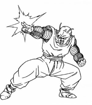 Online Dragon Ball Z Coloring Pages   28918