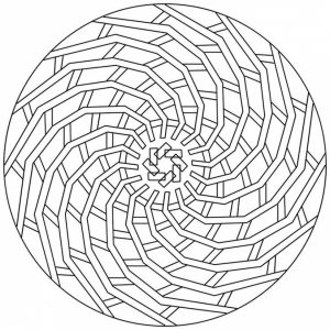 Online Geometric Coloring Pages   79597