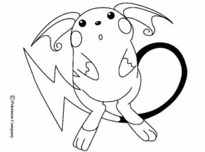 Online Pokemon Coloring Page   4020