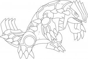 Online Pokemon Coloring Page   43147