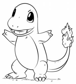 Online Pokemon Coloring Page   80893