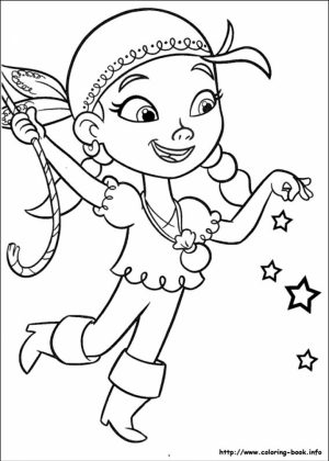 Pirate Jake Coloring Pages   71824