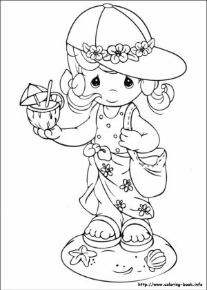 Precious Moments Coloring Pages Free for Toddlers   45qye