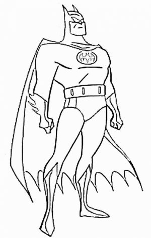 Printable Coloring Pages for Boys   01827