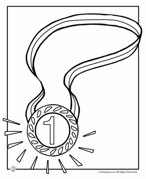 Printable Gymnastics Coloring Pages Online   2×533