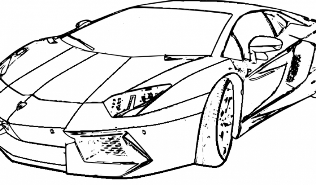 Get This Printable Lamborghini Coloring Pages Online 64038