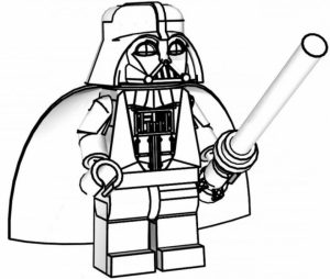 Printable Lego Star Wars Coloring Pages   47798