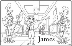 Printable Sofia the First Coloring Pages Online   26214