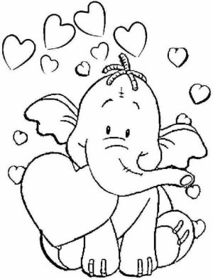 Printable Toddler Coloring Pages Online   79274