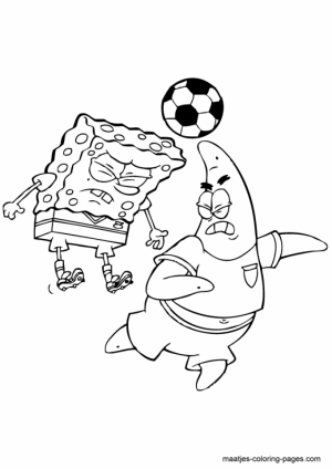 Soccer Coloring Pages for Toddlers   16af4