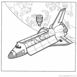 Space Coloring Pages Adults Printable   YLS61