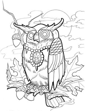 tattoo design coloring pages – 33162
