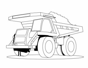 Truck Coloring Pages Online   42548
