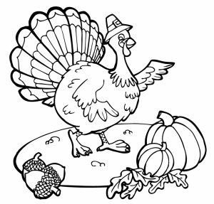 Turkey Coloring Pages Printable   21428