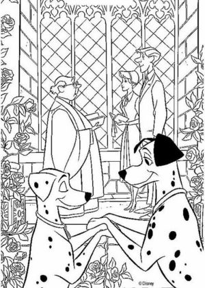 Wedding Coloring Pages Free   27ahr